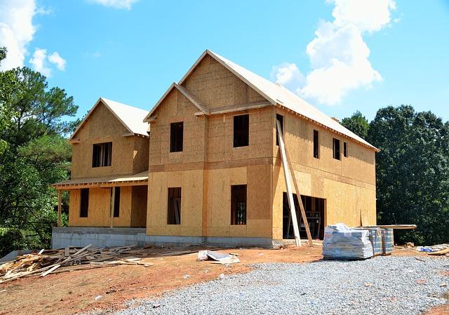 dřevostavba, dům