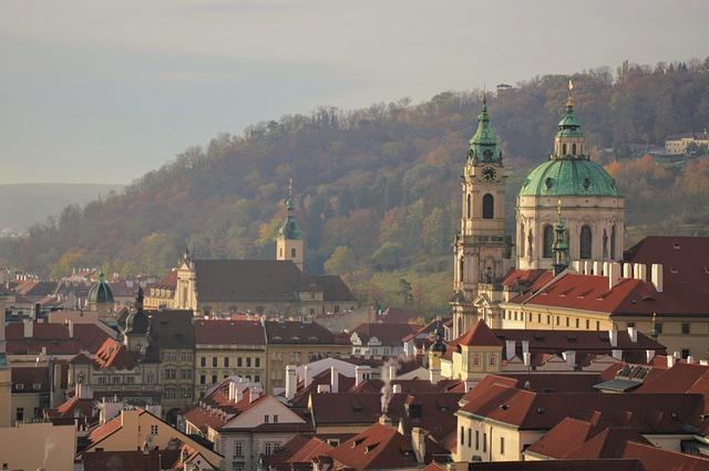 domy Prahy