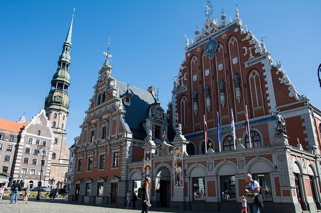 město Riga