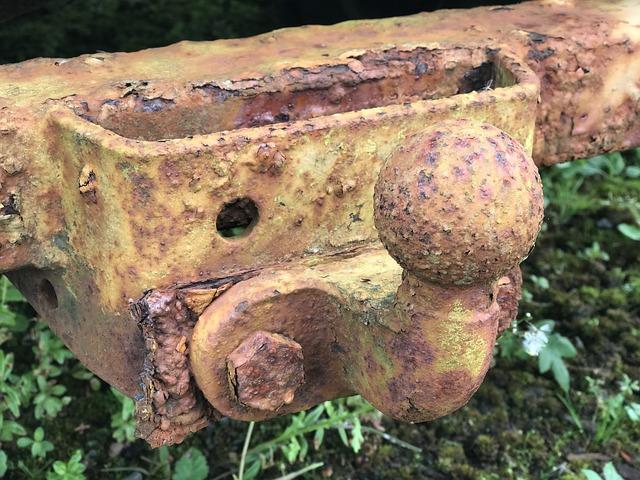 Staré tažné zařízení