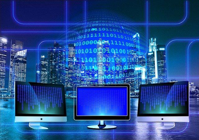 Internet v binární soustavě